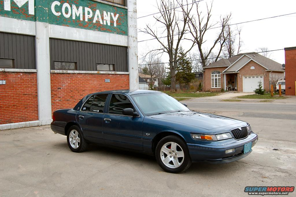 1996 Mercury Grand Marquis #5