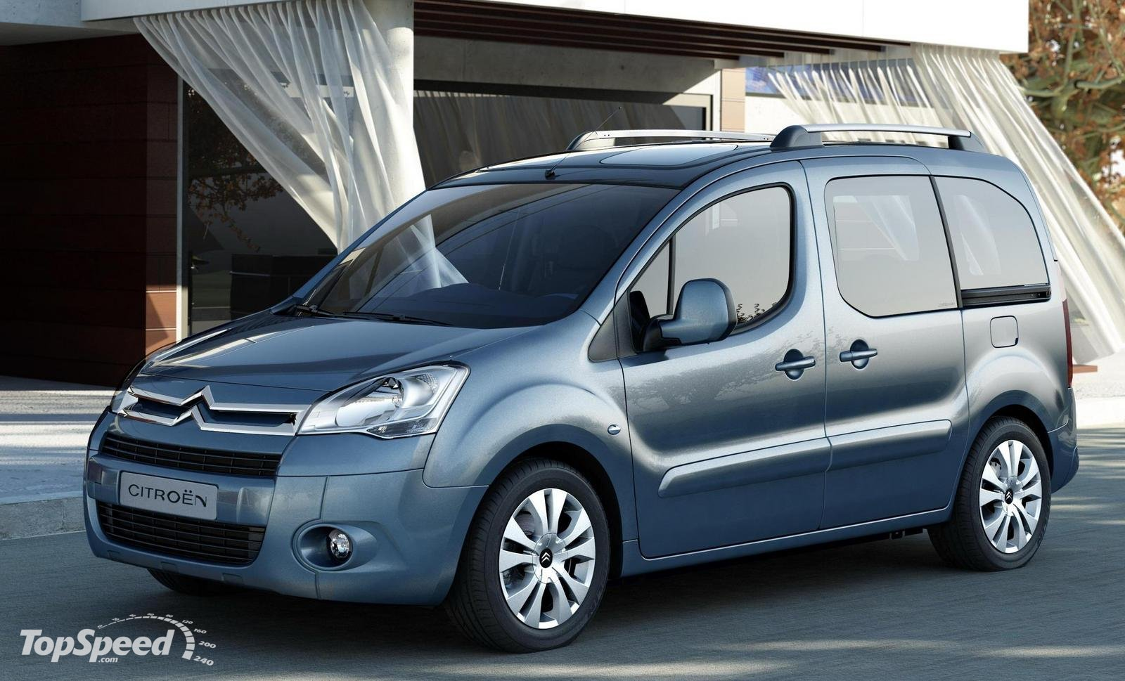 2010 Citroen Berlingo #7