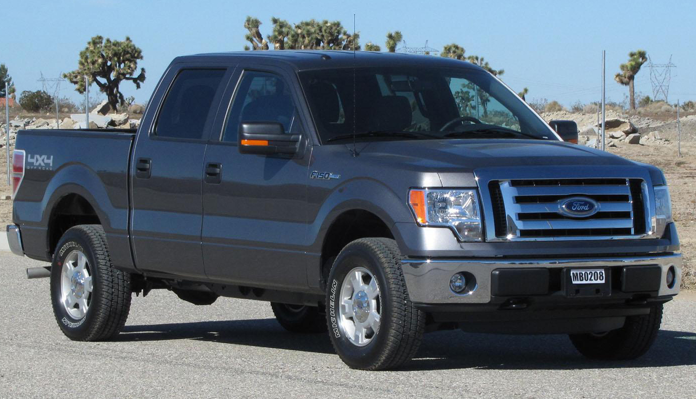 2011 Ford F-150 #5