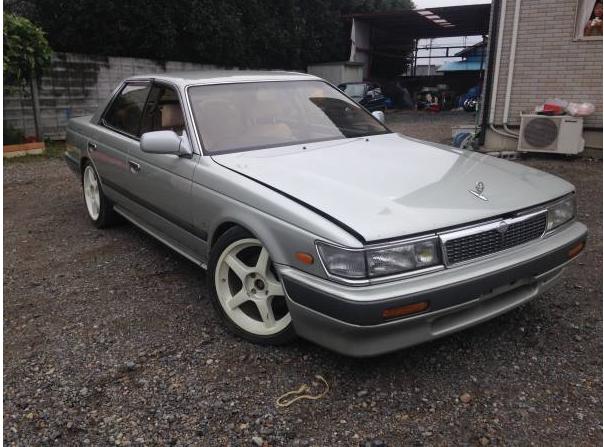 1990 Nissan Laurel #11