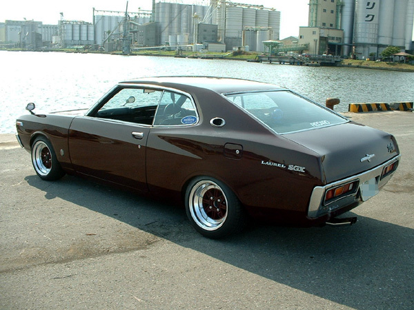 1979 Nissan Laurel #13