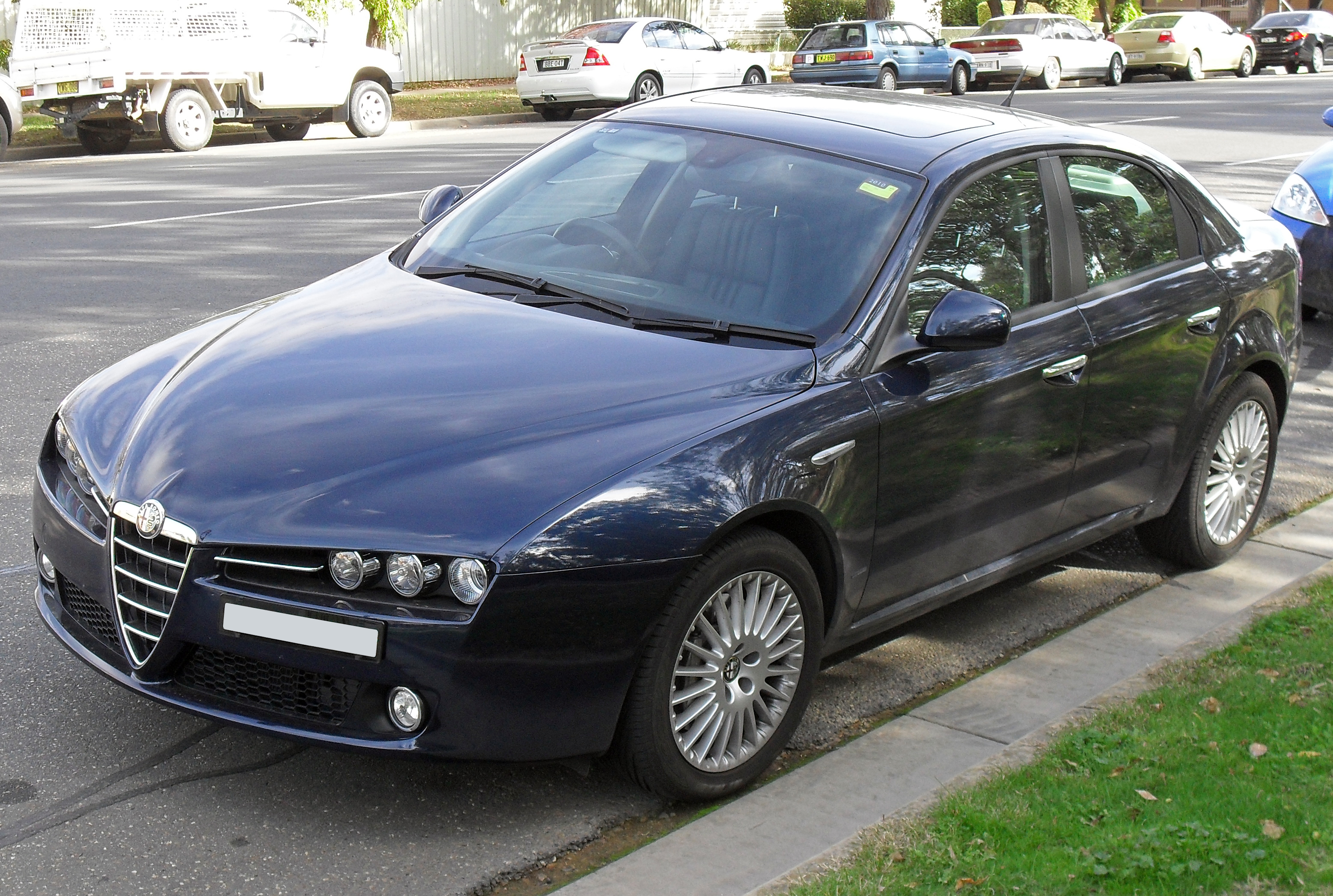 2009 Alfa Romeo 159 s Informations Articles BestCarMag