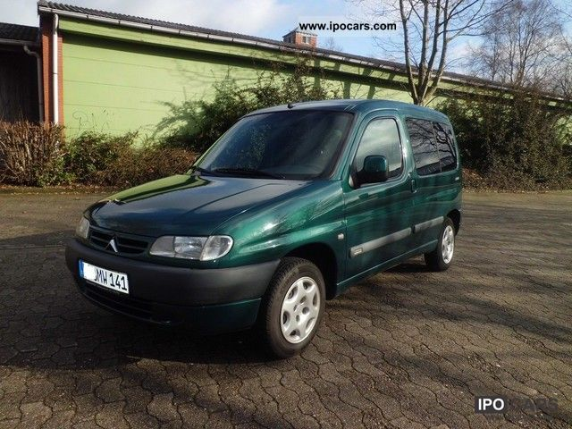 2000 Citroen Berlingo #13