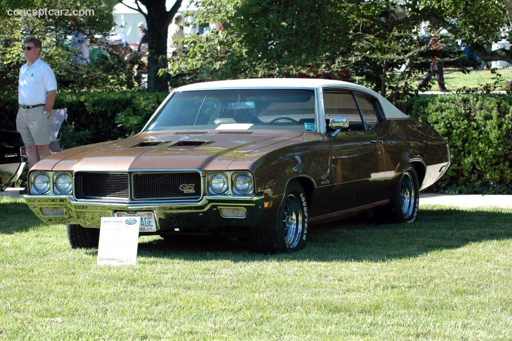 1970 Buick GS #9