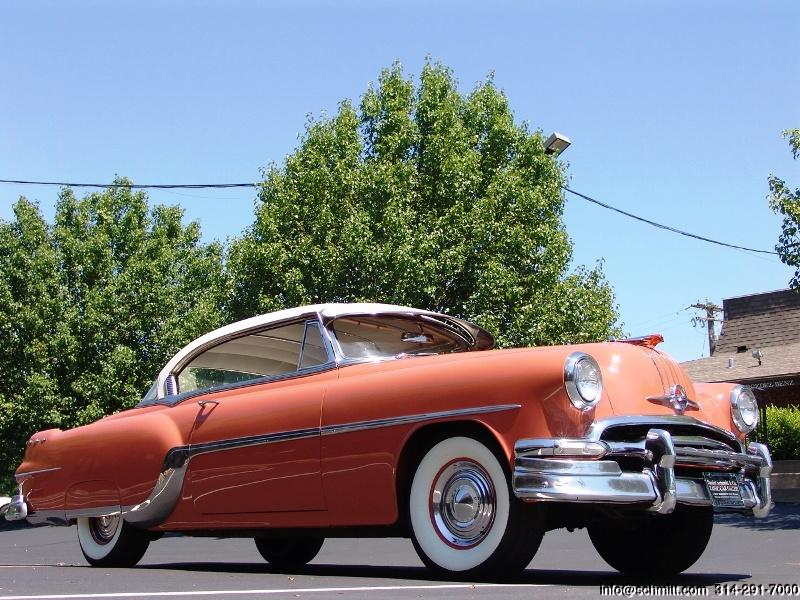 1954 Pontiac Star Chief #11