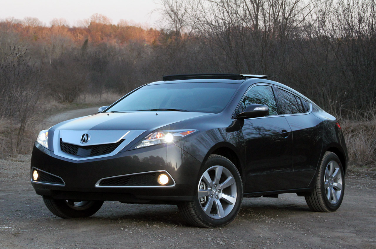 2011 Acura Zdx Photos Informations Articles Bestcarmag Com