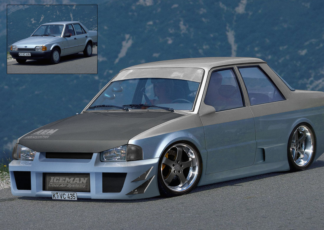 Ford Orion #16
