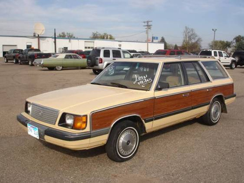 1985 Plymouth Reliant #9