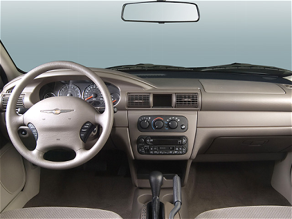 2006 Chrysler Sebring #2