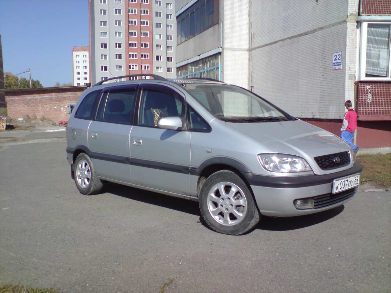 2005 Subaru Traviq #2
