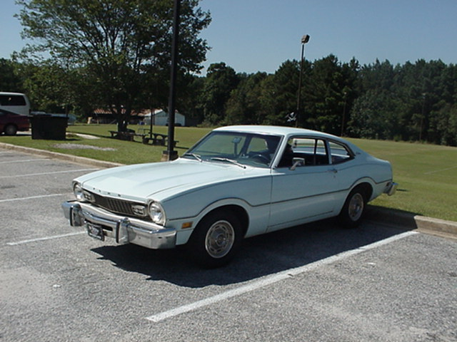1975 Ford Maverick #6