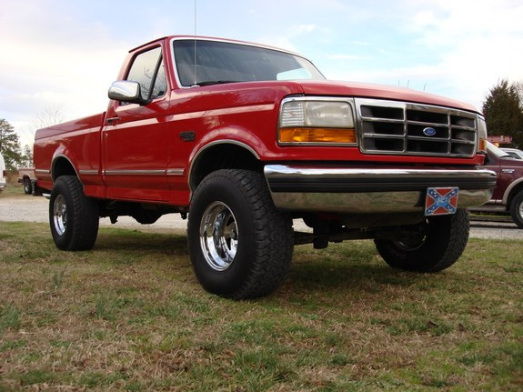 1995 Ford F-150 #12