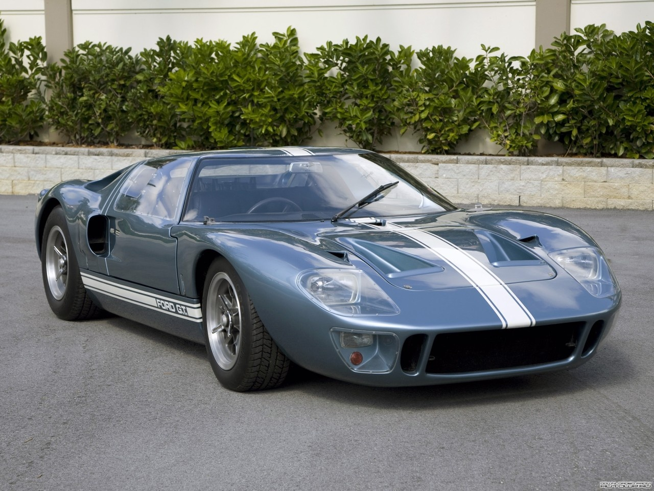 1966 Ford GT 40 #11