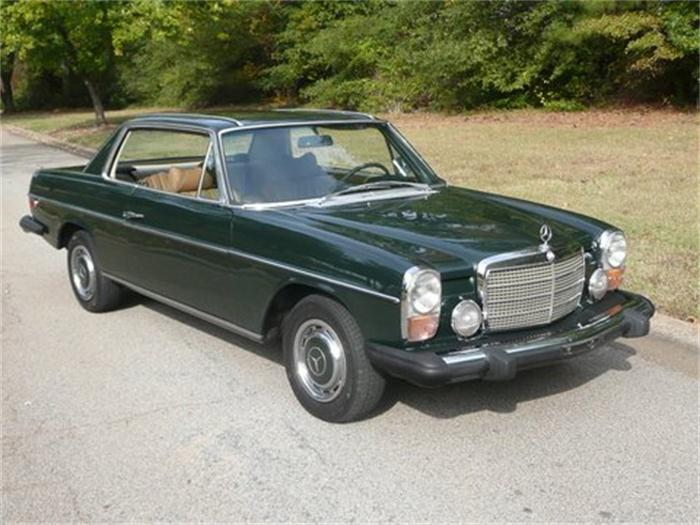 1974 mercedes benz 280 photos informations articles