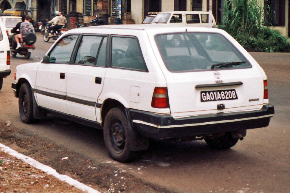 2000 Tata Estate #2