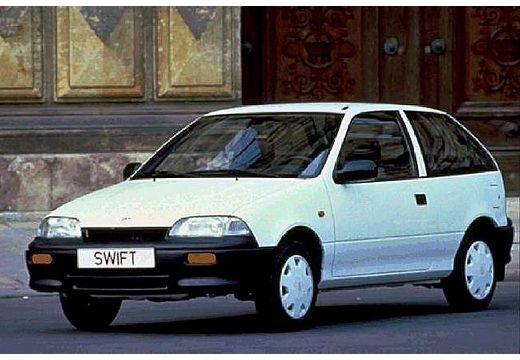 1996 Suzuki Swift #13