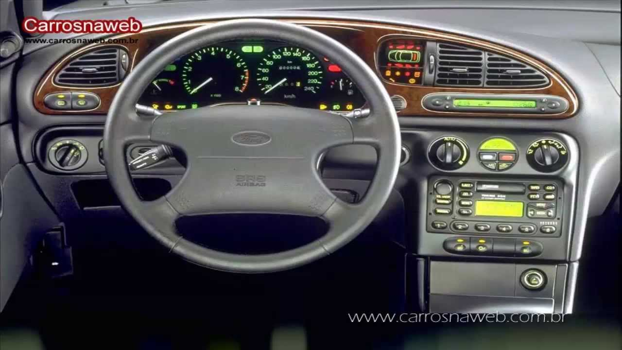 1999 Ford Mondeo #11