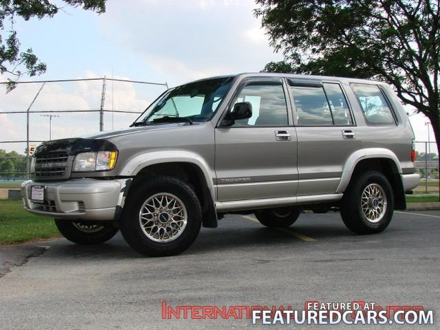 2001 Isuzu Trooper #10