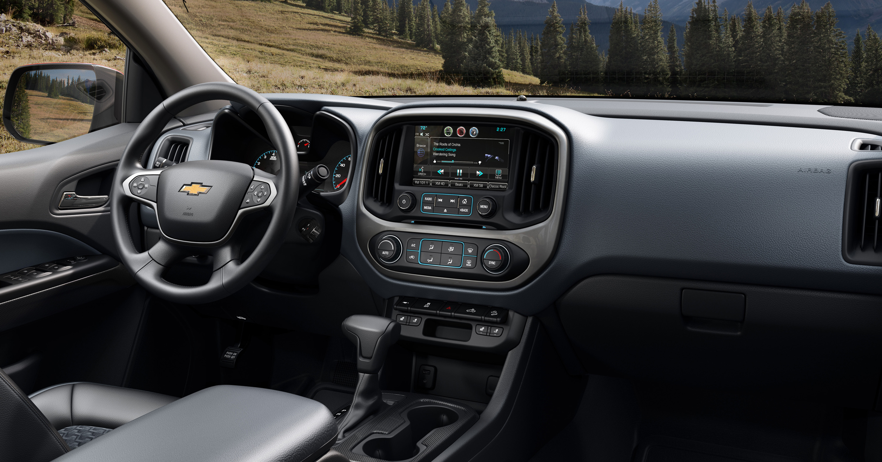 2015 Chevrolet Colorado #13