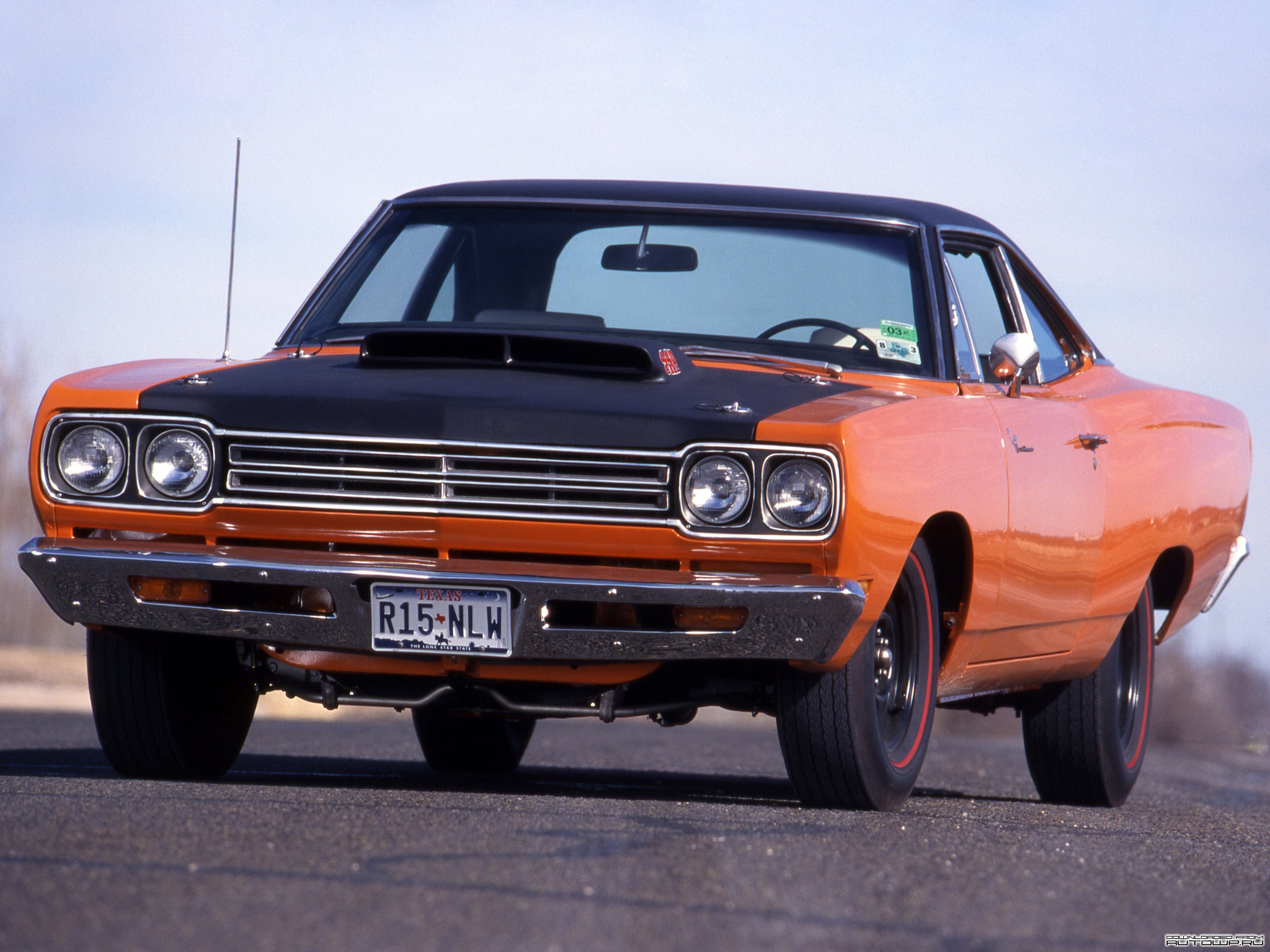 Plymouth Road Runner #9