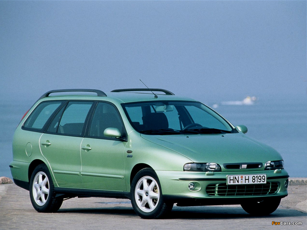 Fiat Marea Weekend #15