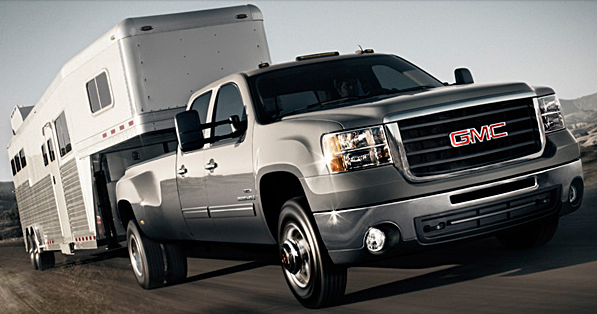 2009 GMC Sierra 3500hd #4