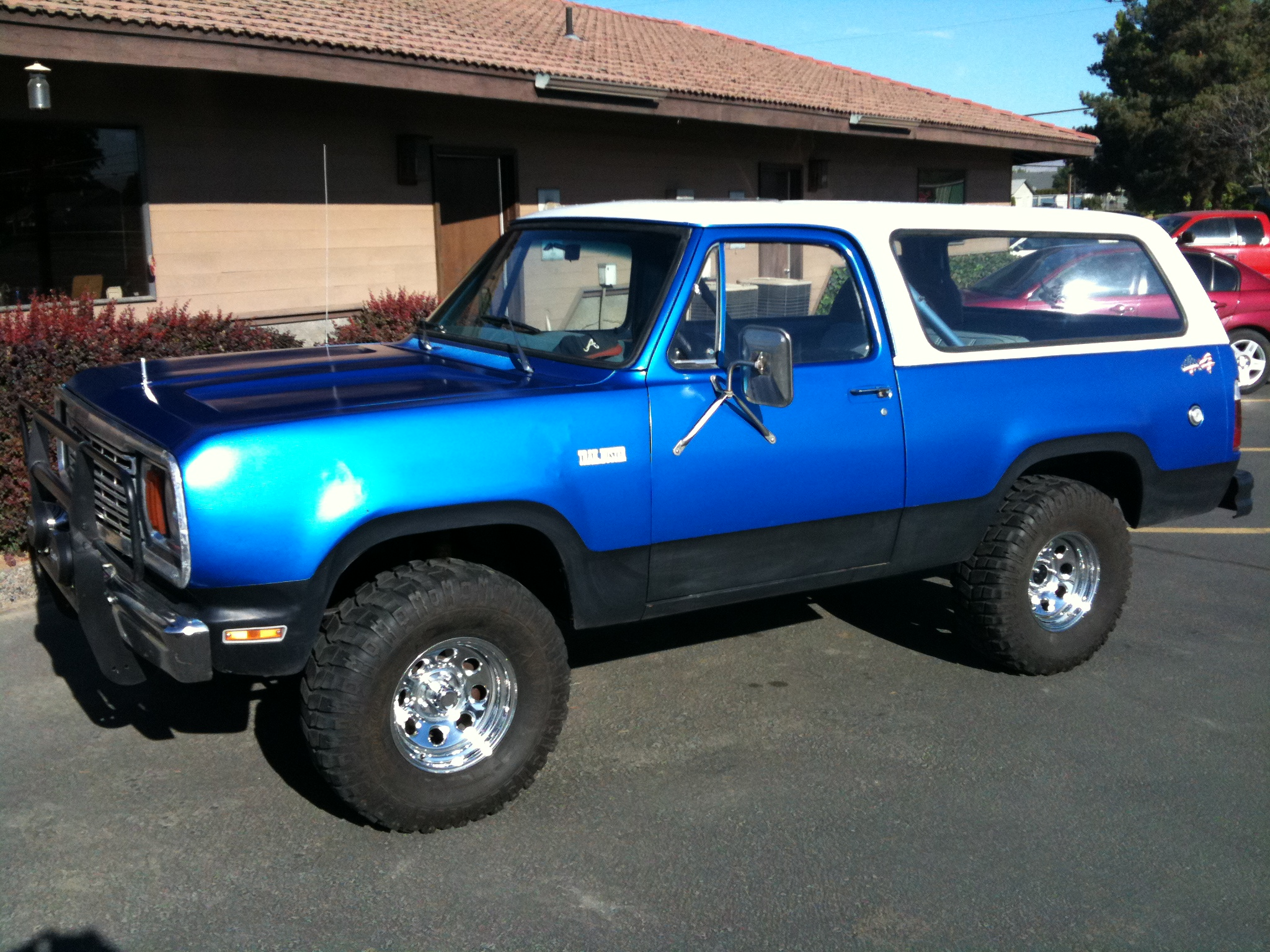 1977 Plymouth Trail Duster #8