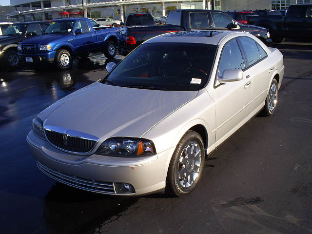 2004 Lincoln Ls #14