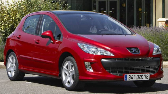 2008 peugeot 308 photos informations articles. Black Bedroom Furniture Sets. Home Design Ideas