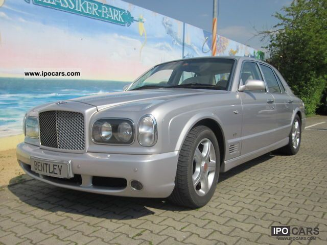 2001 Bentley Arnage #14