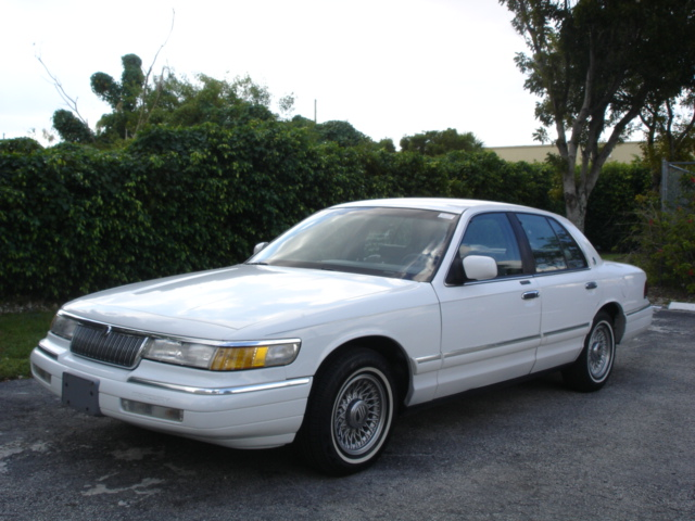 1993 Mercury Grand Marquis #15