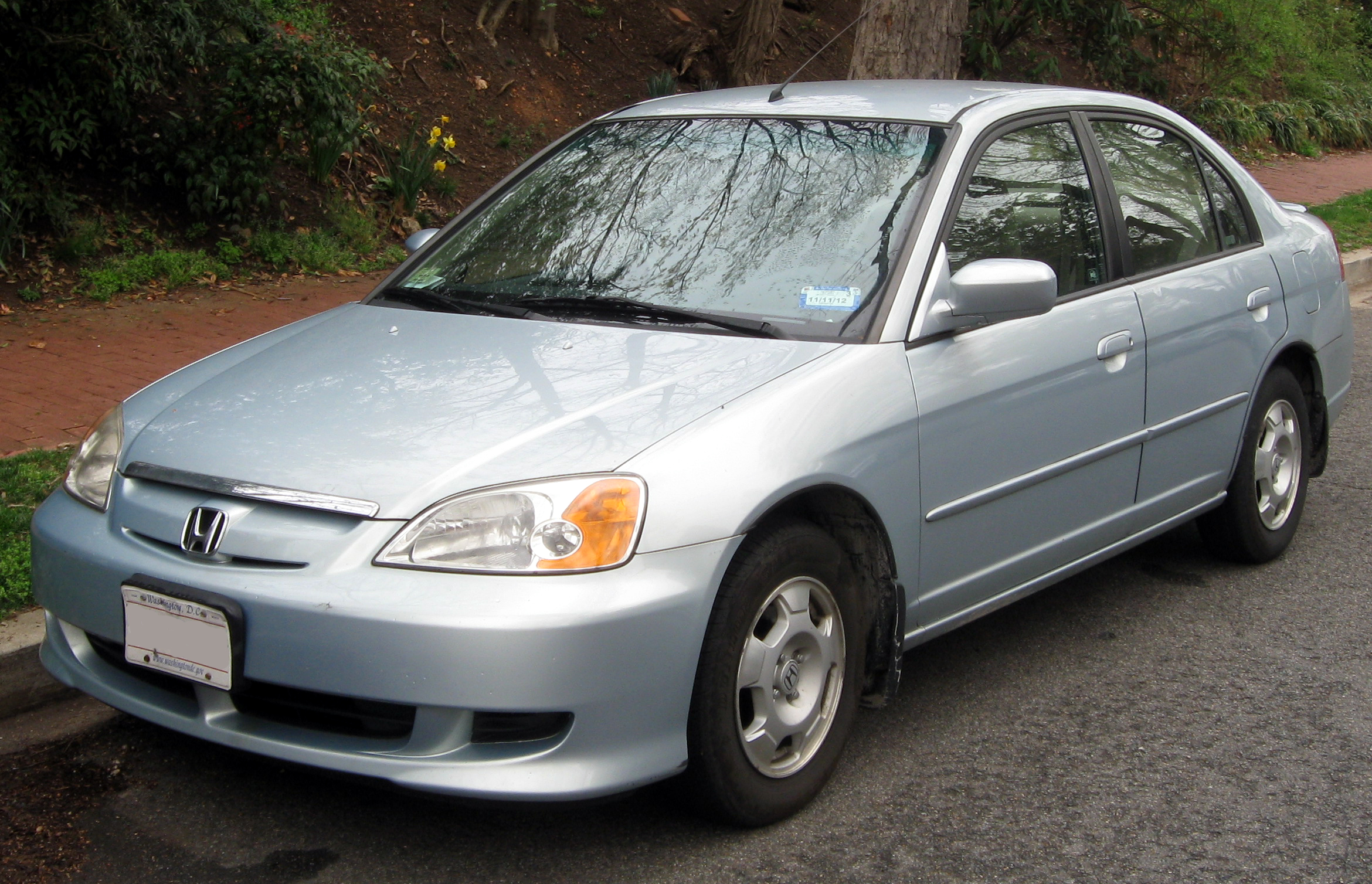 2003 Honda Civic #3