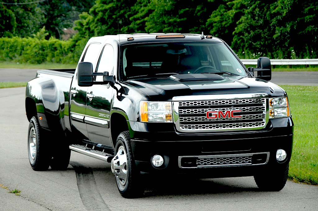 2011 GMC Sierra 3500hd #9