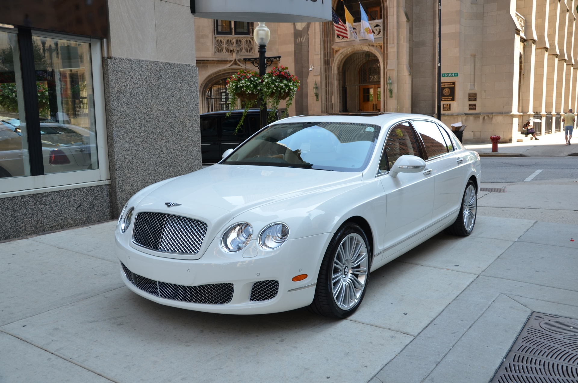 2013 Bentley Continental Flying Spur Speed #4