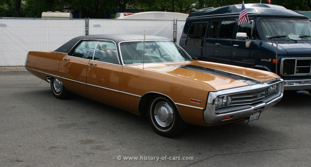 1971 Chrysler Newport #8