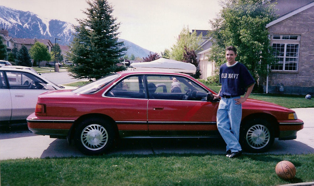 1989 Honda Legend #11