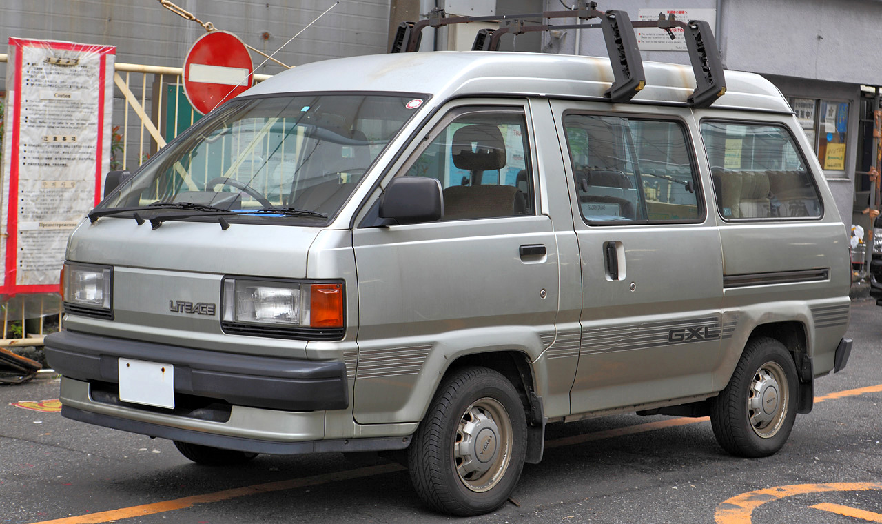 Toyota Lite Ace Photos Informations Articles