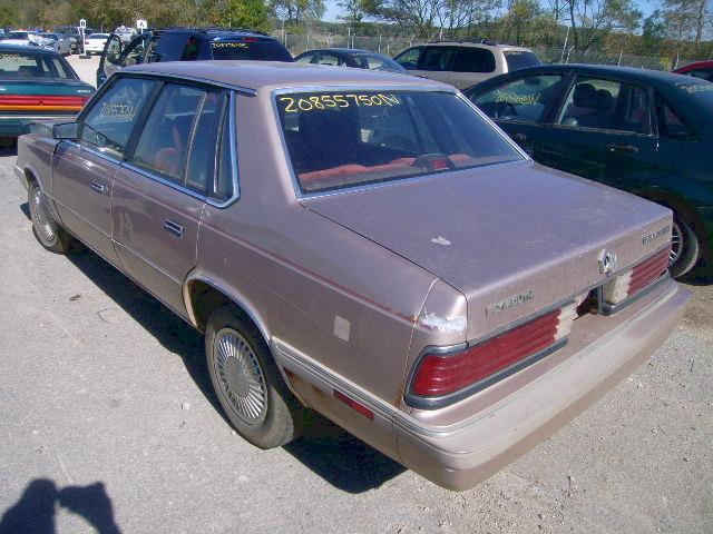 1986 Plymouth Caravelle #10