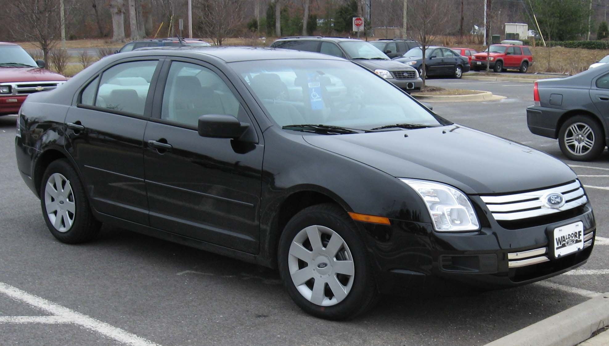 2007 Ford Fusion #6