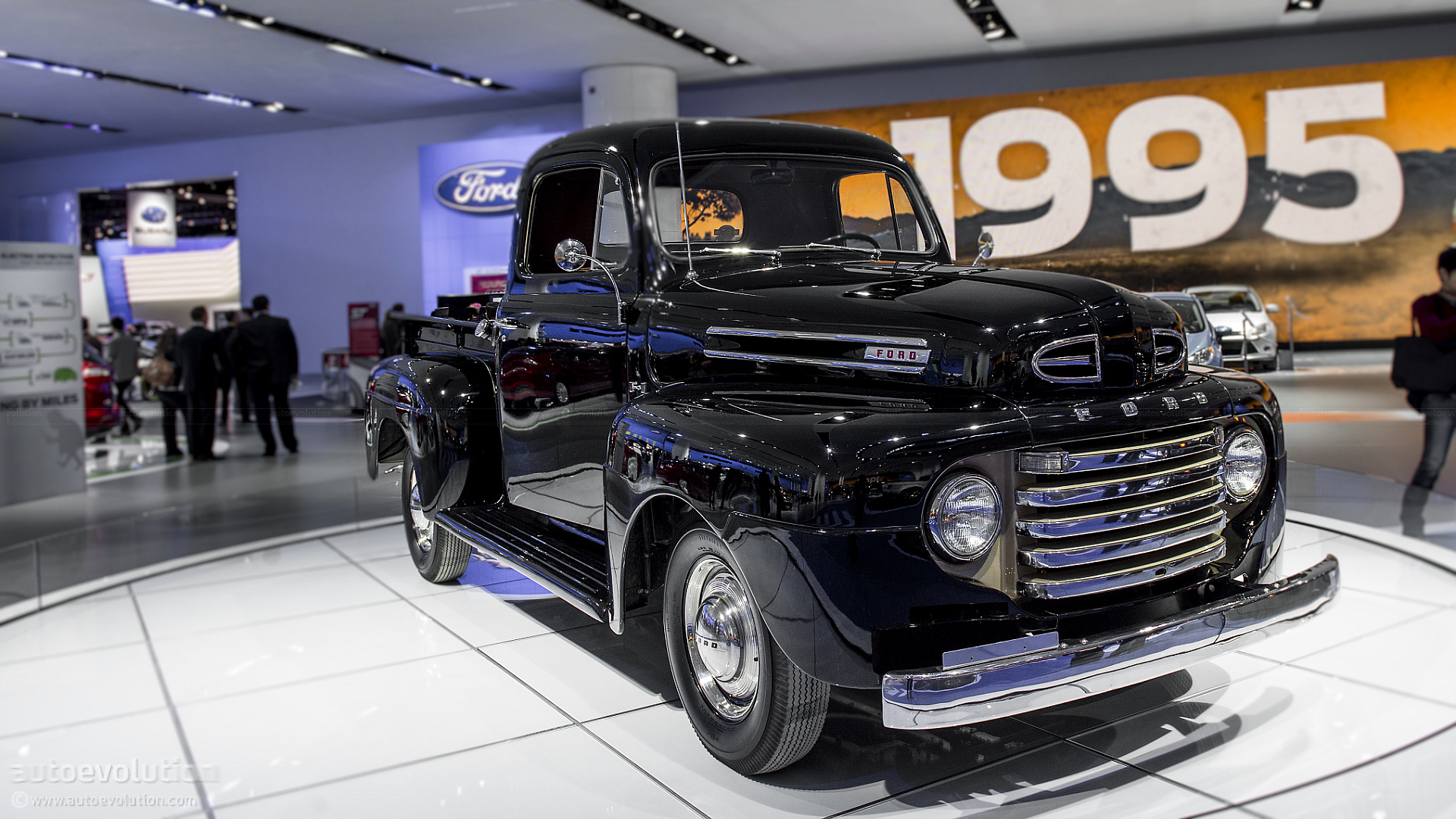 Ford F #15