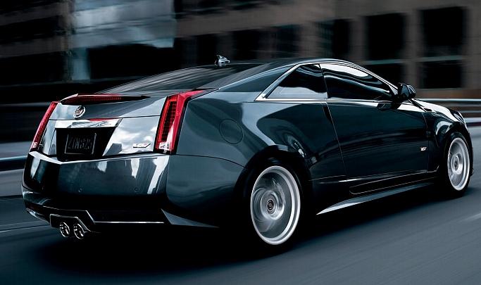 2015 Cadillac Cts-v Coupe #4
