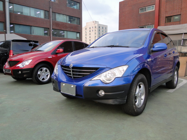 2006 Ssangyong Actyon #2