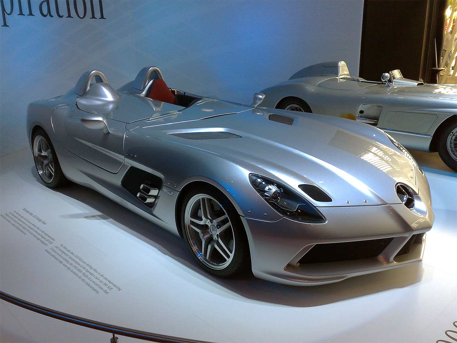 Mercedes Benz Slr Mclaren Photos Informations Articles
