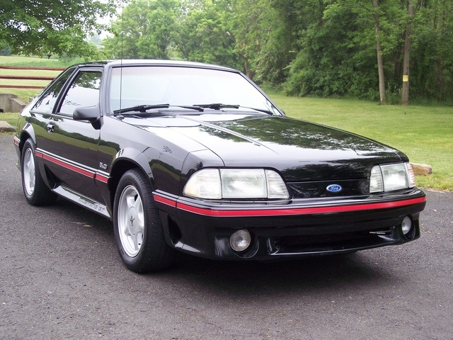 1992 Ford Mustang #15