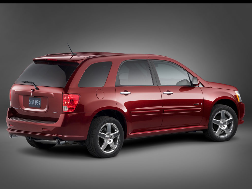 2009 Pontiac Torrent #7