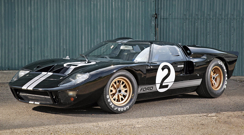 1967 Ford GT 40 #6