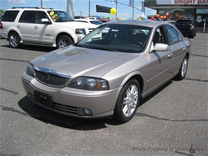 2003 Lincoln Ls #16