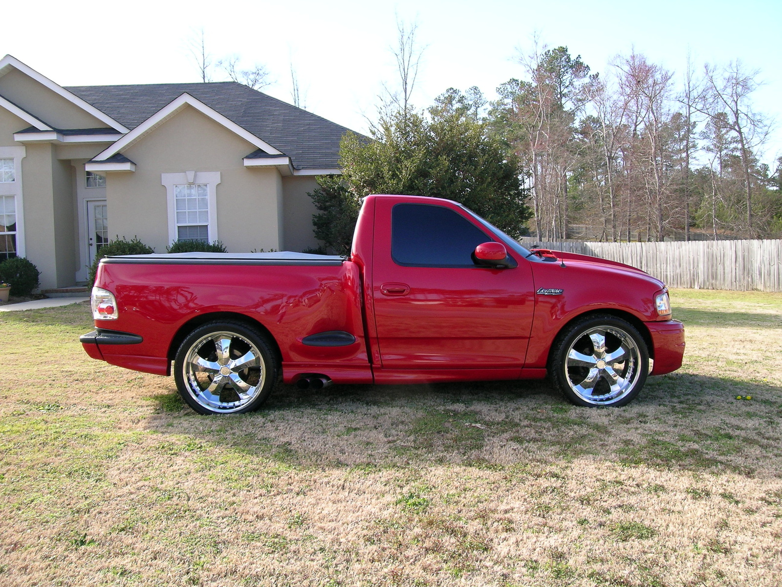 Ford F-150 Svt Lightning #12