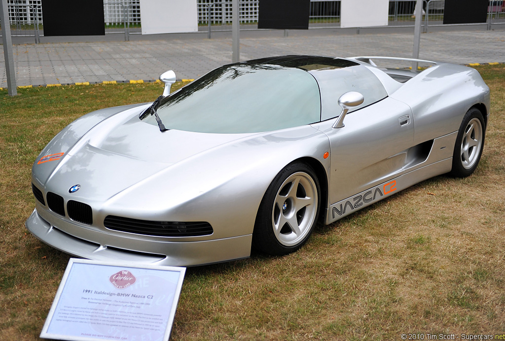 1993 Italdesign Nazca #8