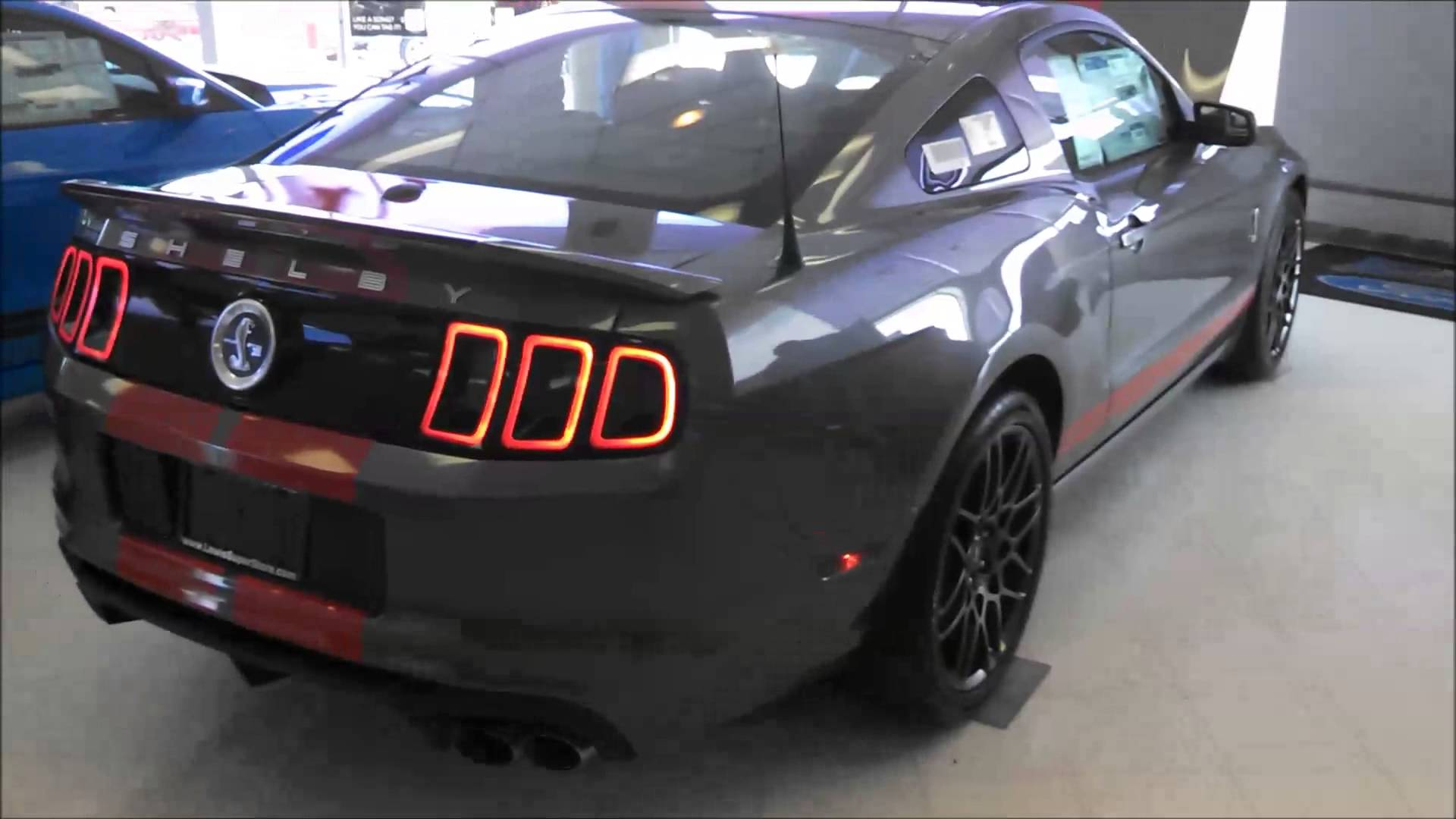2014 Ford Shelby Gt500 #10